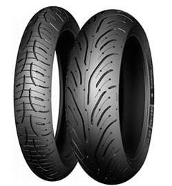 Motorcykeldäck - Michelin Pilot Road 4
