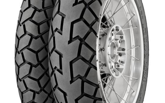 Continental TKC 70 - Ny enduro däck