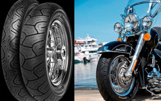 Continental Milestone - Motorcykeldäck