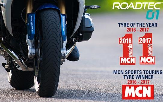 Metzeler Roadtec 01 mc däck: