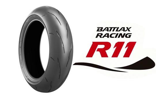 mc sport däck Bridgestone Battlax Racing R11 - mc däck 2018