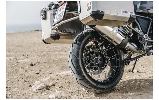 mc däck Bridgestone Battlax Adventure A41