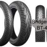 Bridgestone Battlax BT45 - MC Däck