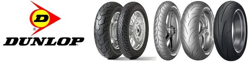 Köp Dunlop motorcykel däck