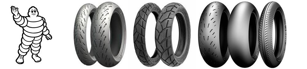 Michelin mc däck