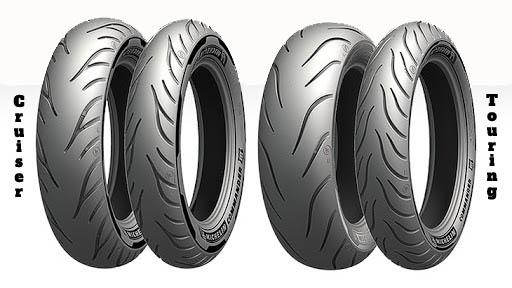 Michelin commander 3 mc-däck