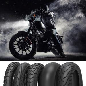 Motorcykeldäck till alla modeller, spara upp till 50-70%!
