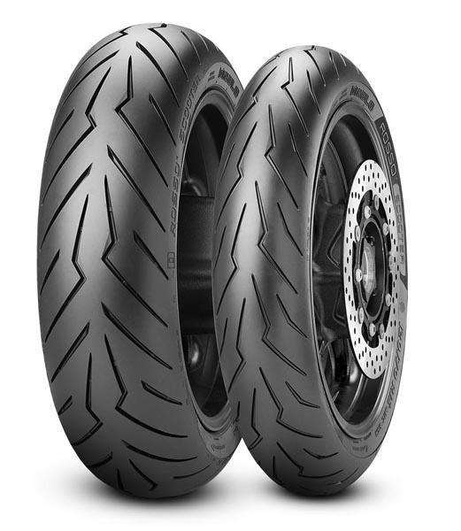 Pirelli Rosso Scooter däck